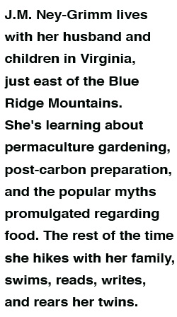 text summarizing bio of J.M. Ney-Grimm