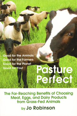 cover of the book Pasture Perfect