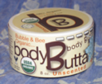 photo of Bubble & Bee's body butter