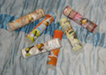 photo of Bubble & Bee lip balms