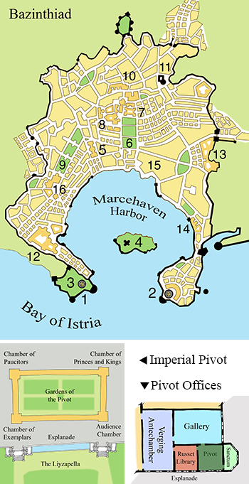 map of the capital of Giralliya
