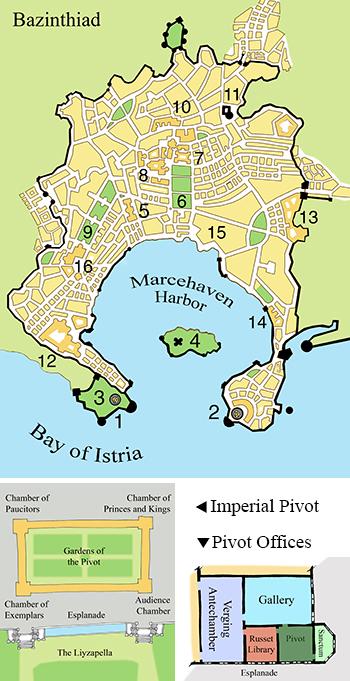 map of the capital of Giralliya