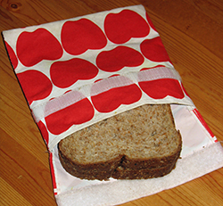 photo of Lunchskin sandwich bag