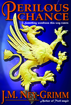 cover image for Perilous Chance