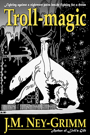 cover image for Troll-magic