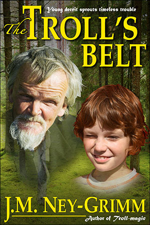 Cover image for The Troll's Belt