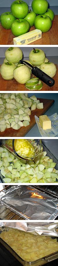 Baking Apples