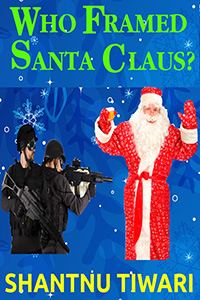 Santa versus paramilitary at Christmas