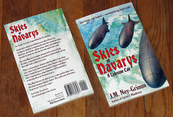 Navarys paperback photo 3844
