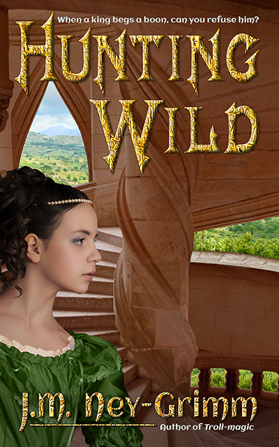 Hunting Wild cover image, 400px