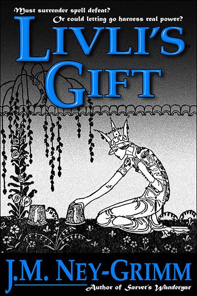 Livli's Gift cover, 400 px
