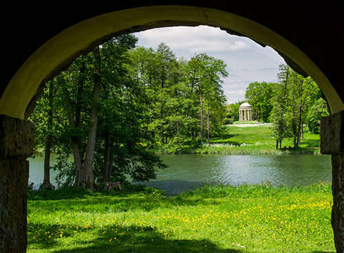 Stowe Landscape Gardens, Buckinghamshire, England