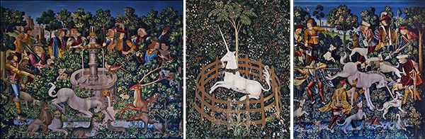 The Unicorn Tapestries at Stirling Castle