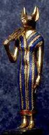 Bast statuette