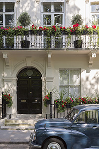 London Townhouse