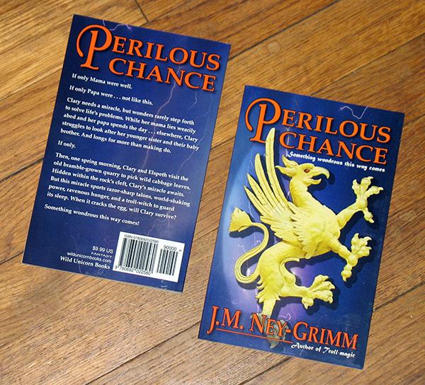 Perilous Chance paperback