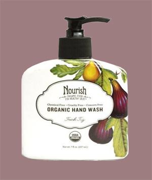 Nourish Organic Hand Wash