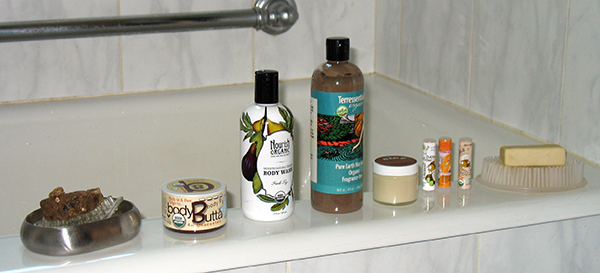 safe bath products