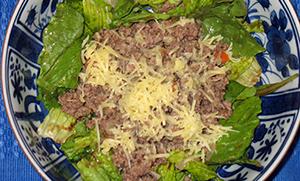 Beef Arugula 2