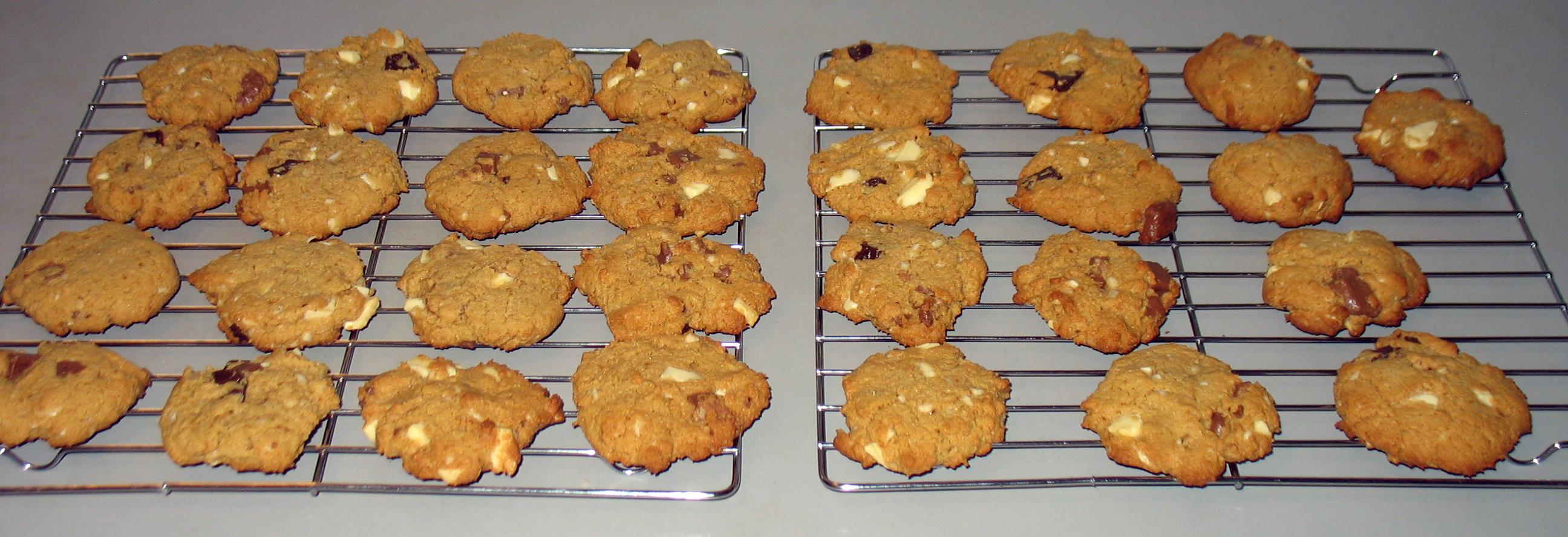 Cookies - baked