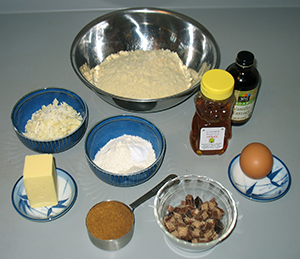 Cookies - ingredients