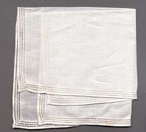 Linen Handkerchief, 300 pixels