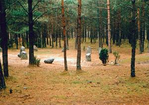 Stone Circle in Poland