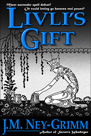 original cover for Livli's Gift