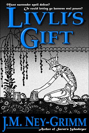 original cover for Livli's Gift