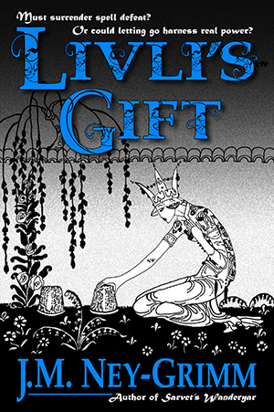 Livli's Gift, revised cover