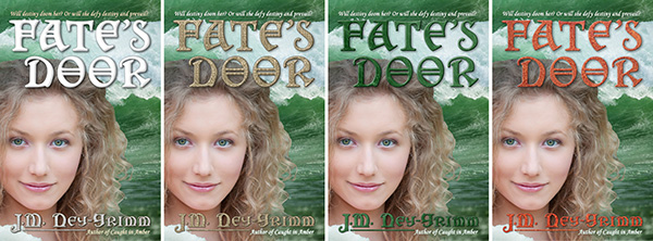 Fate's Door, cover variations