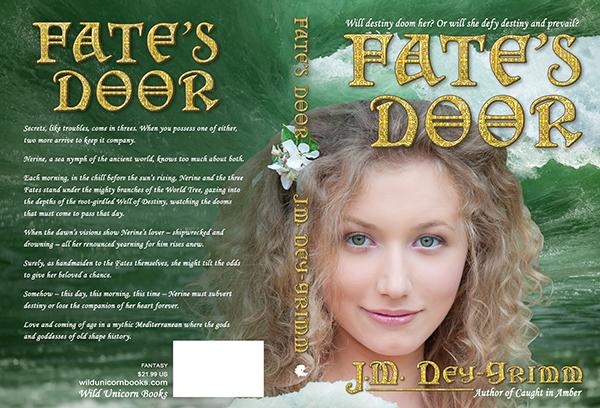 Fate's Door, final cover, 600 px
