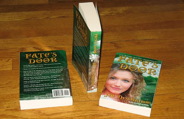Fate's Door paperback edition