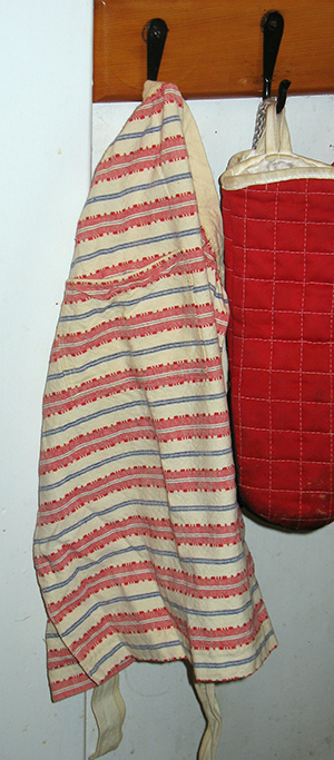 Swedish apron