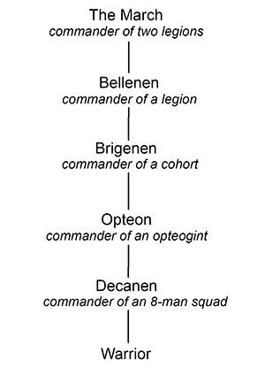 Troll hierarchy in Belzetarn